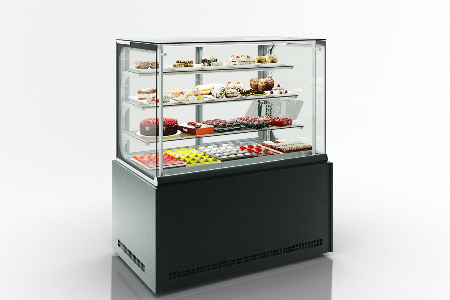 מקרר עוגות DAKOTA AC 085 PATISSERIE OS/SELF A
