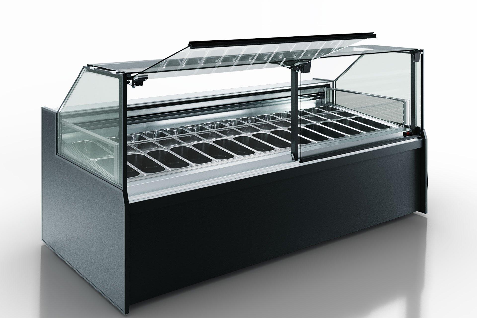 מקרר גלידות MISSOURI AC 120 ICE CREAM PS A