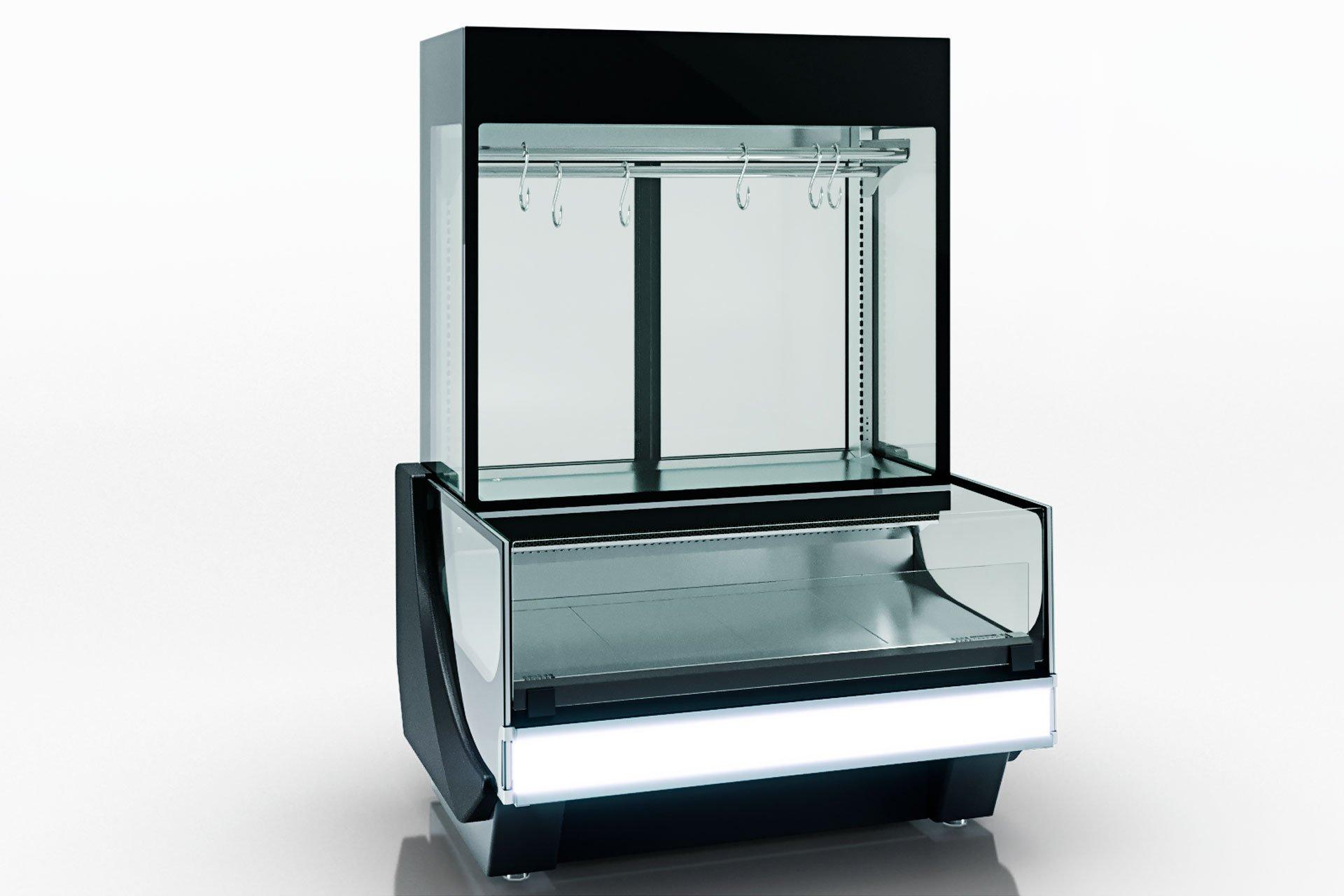 מקרר ויטרינה MISSOURI COLD DIAMOND MC 115 CRYSTAL COMBI S M/A