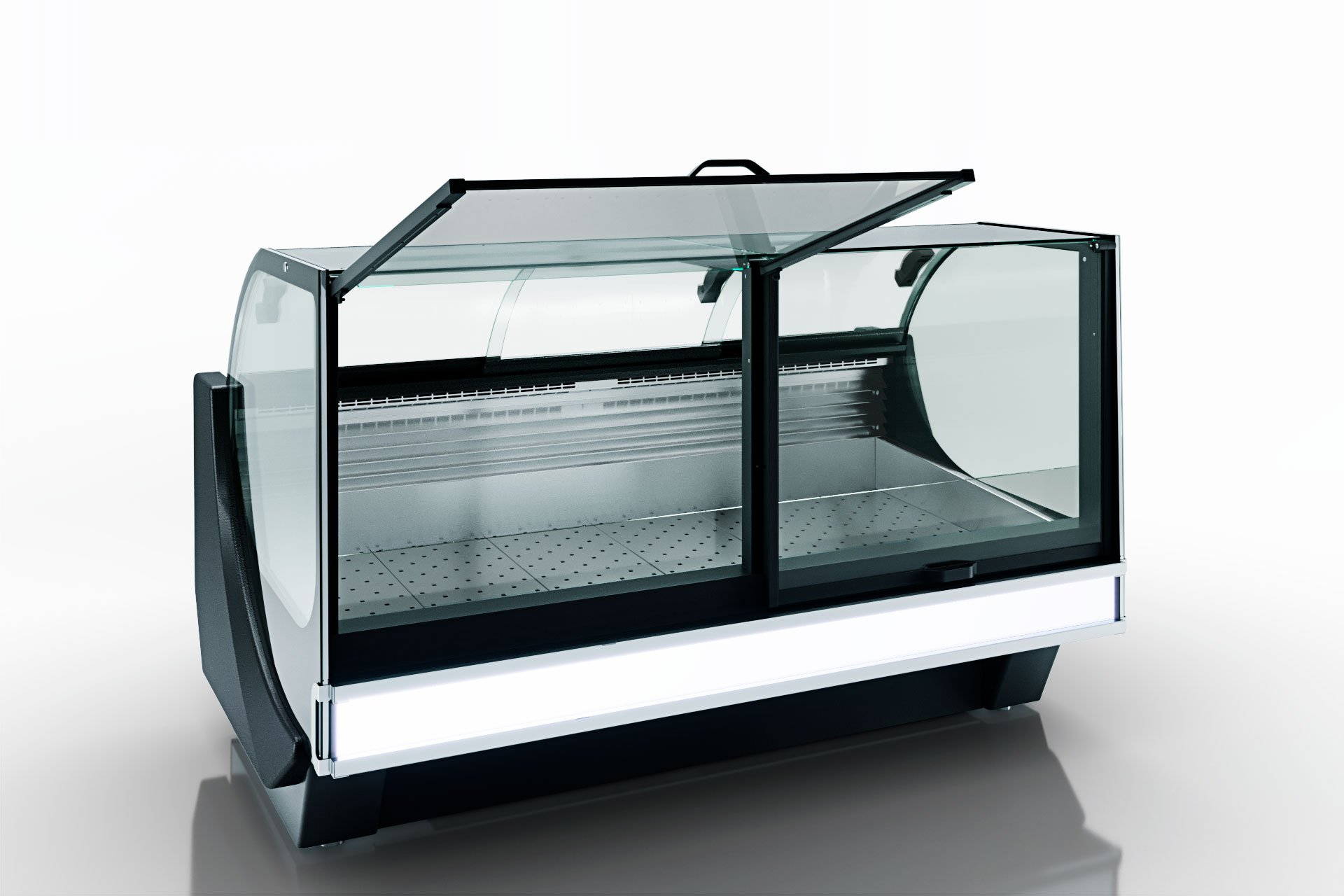 מקרר ויטרינה MISSOURI COLD DIAMOND MC 115 FISH PS M/A – NEW
