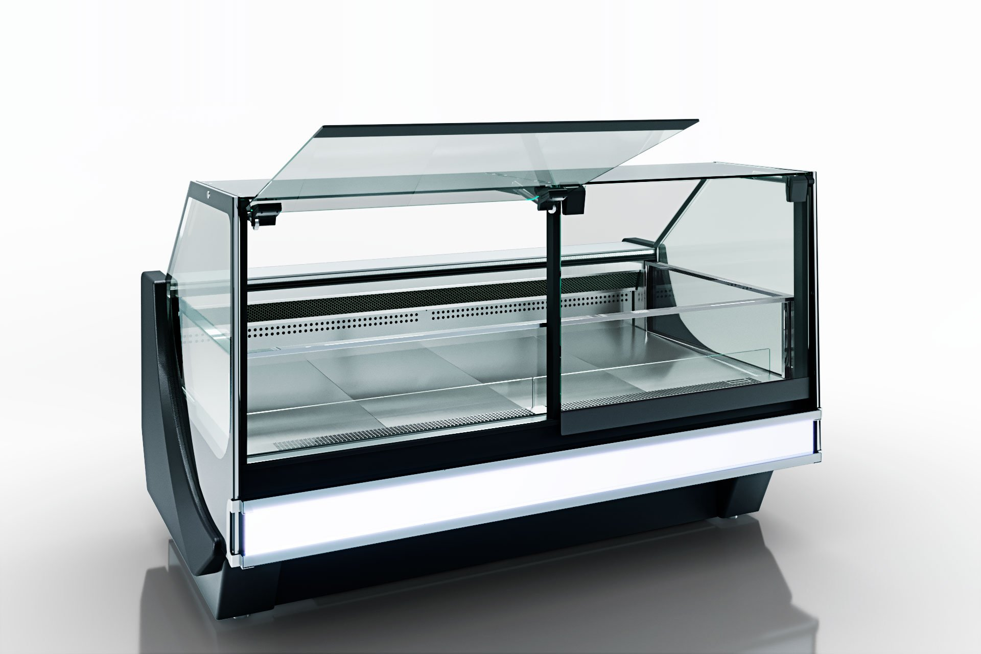 מקפיא תעשייתי MISSOURI COLD DIAMOND MC 115 LT PS M/A – NEW