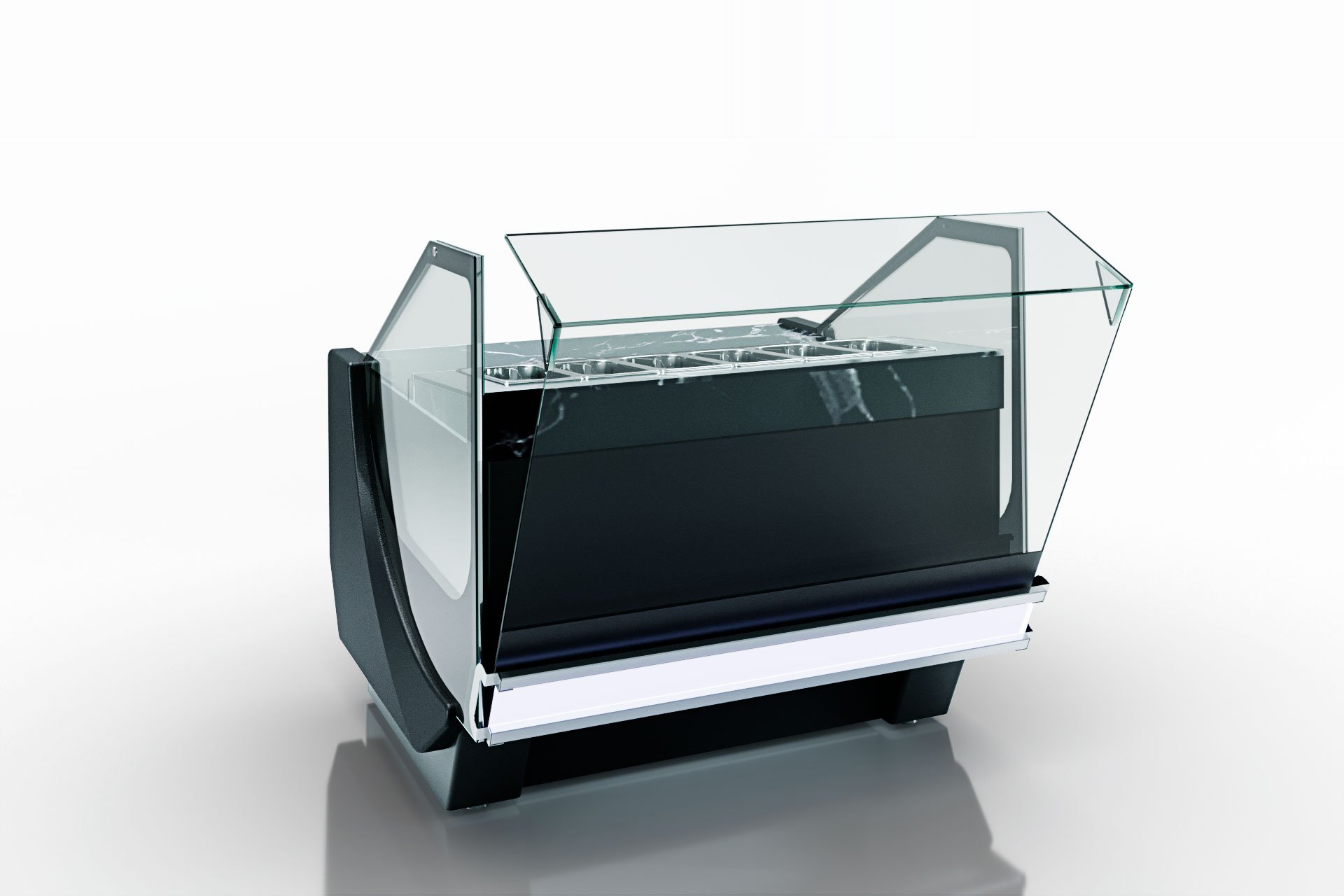 מקרר ויטרינה MISSOURI COLD DIAMOND MC 115 PIZZA PS/OS M/A – NEW