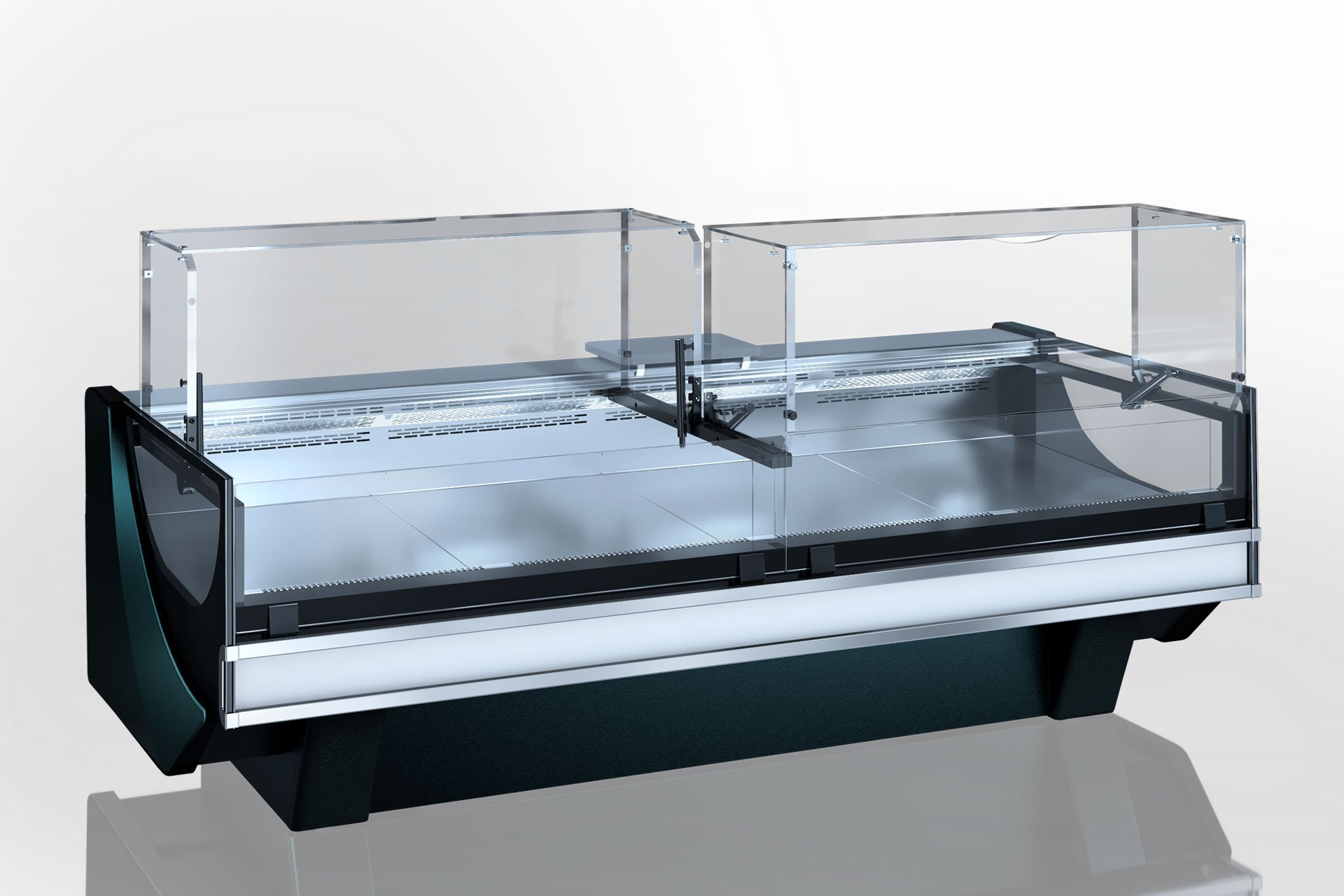 מקרר ויטרינה MISSOURI COLD DIAMOND MC 125 DELI CONVERTIBLE M
