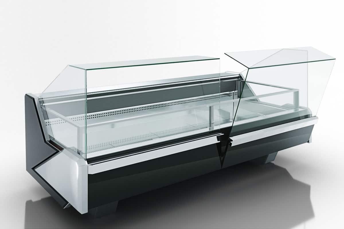 מקפיא תעשייתי MISSOURI ENIGMA MC 125 LT OS/SELF M
