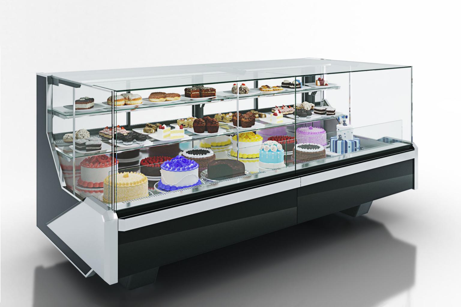 מקרר עוגות MISSOURI ENIGMA MC 125 PATISSERIE OS M
