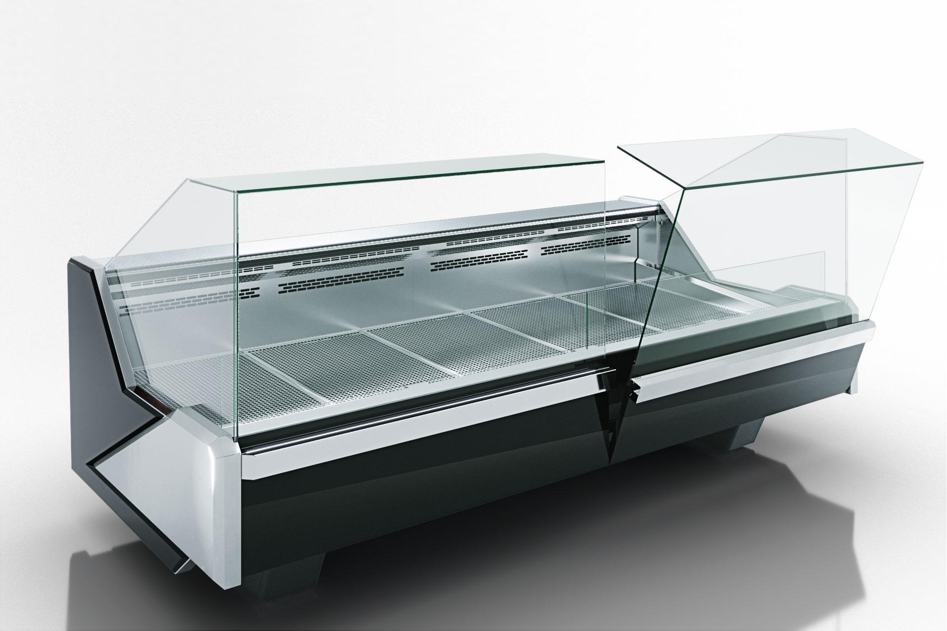 מקרר תצוגה MISSOURI ENIGMA NC 125 ICE OS/SELF