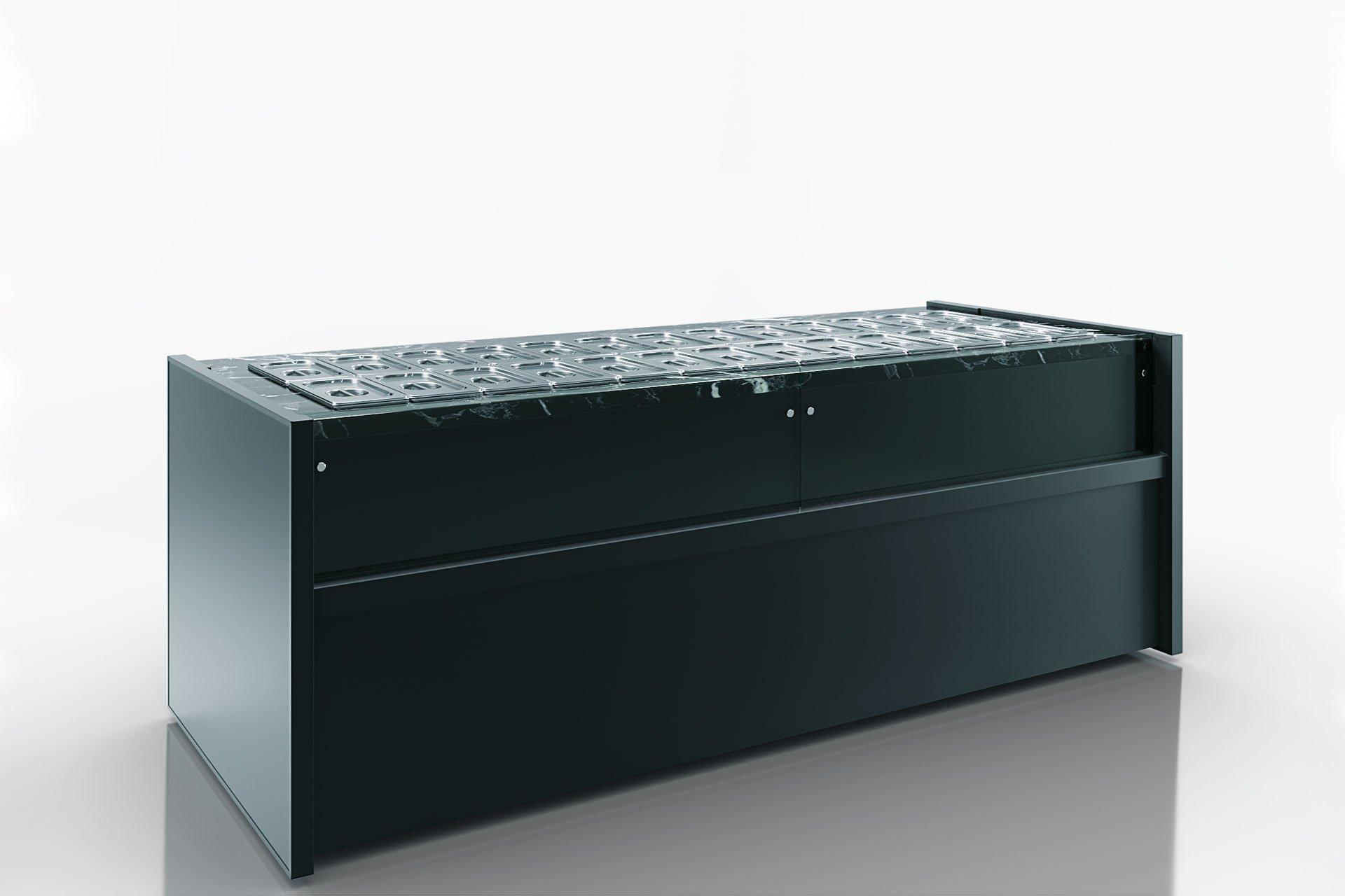 מקרר סלטיה MISSOURI MC 100 PICKLES SELF M/A