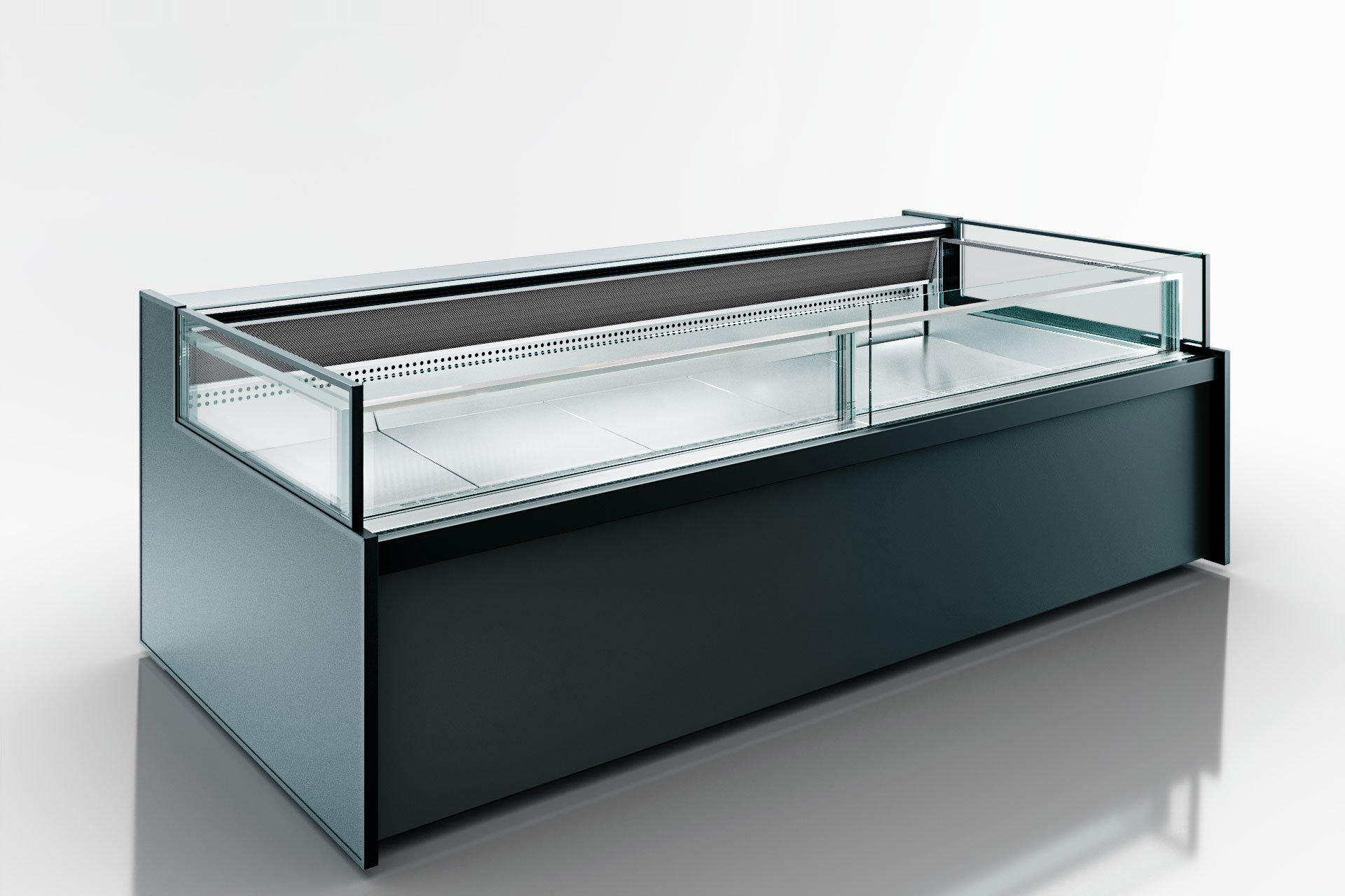 מקפיא תעשייתי MISSOURI MC 120 LT PP/PS/SELF M