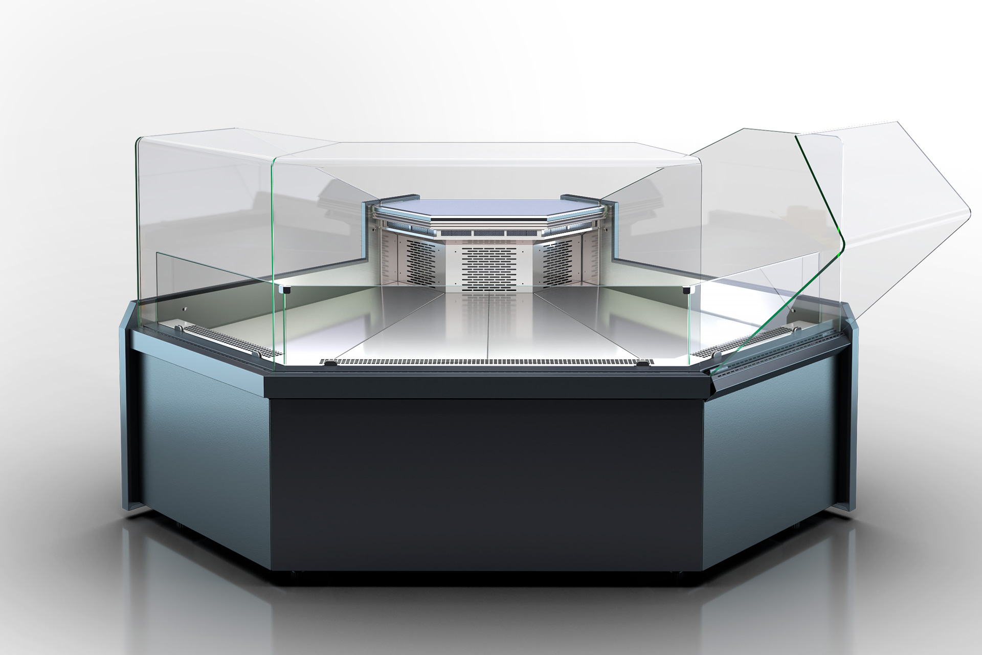 מקרר ויטרינה MISSOURI MC 120 DELI PP/PS/OS/SELF M – ANGULAR ELEMENTS