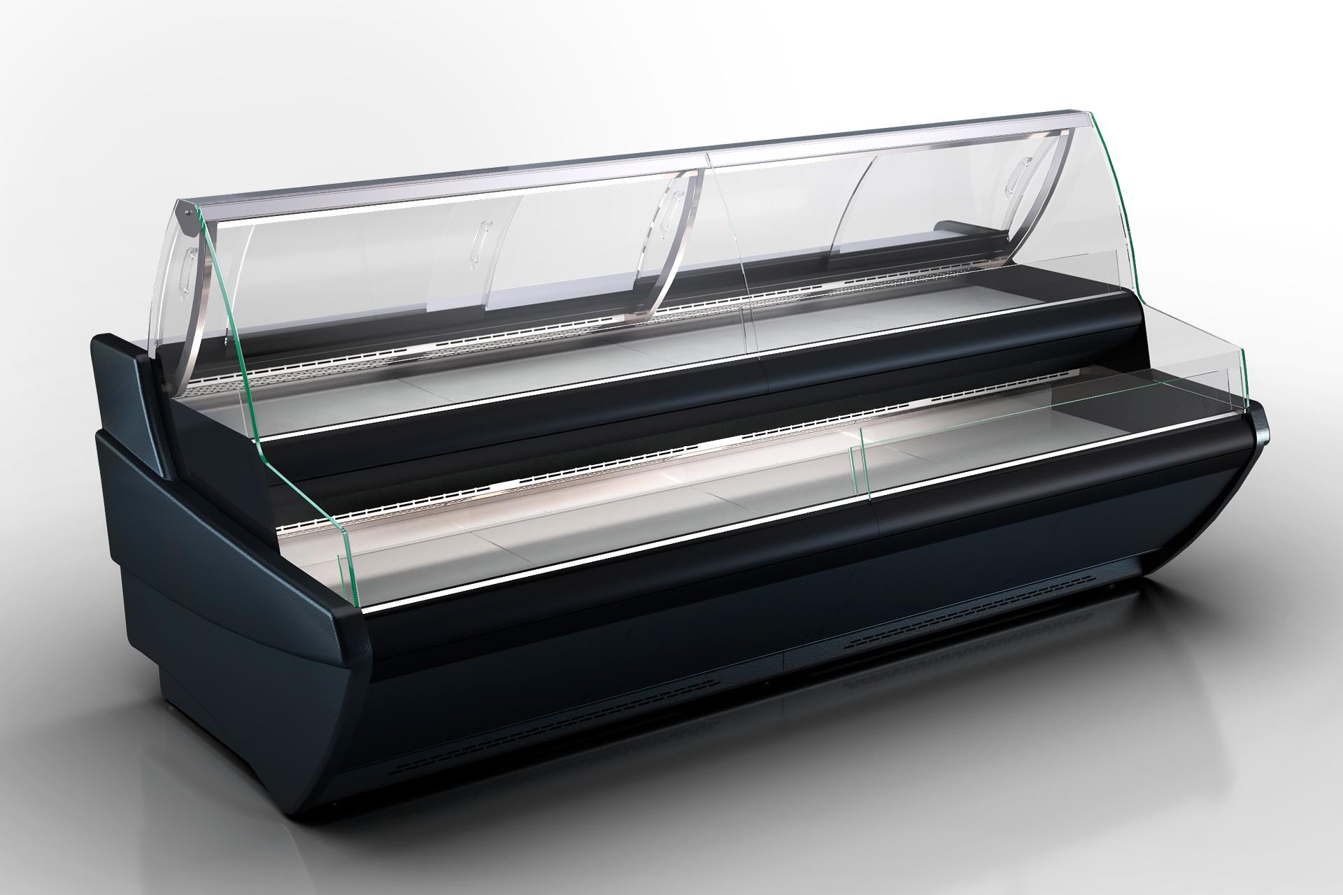 מקרר ויטרינה SYMPHONY MG 120 COMBI OS M