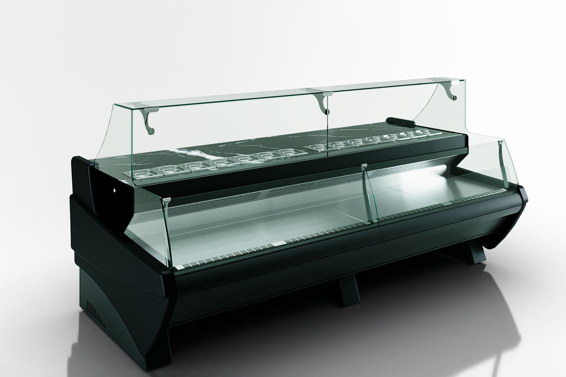 SYMPHONY LUXE MG 120 SYMPHONY LUXE MG 120 SUSHI/PIZZA COMBI L M